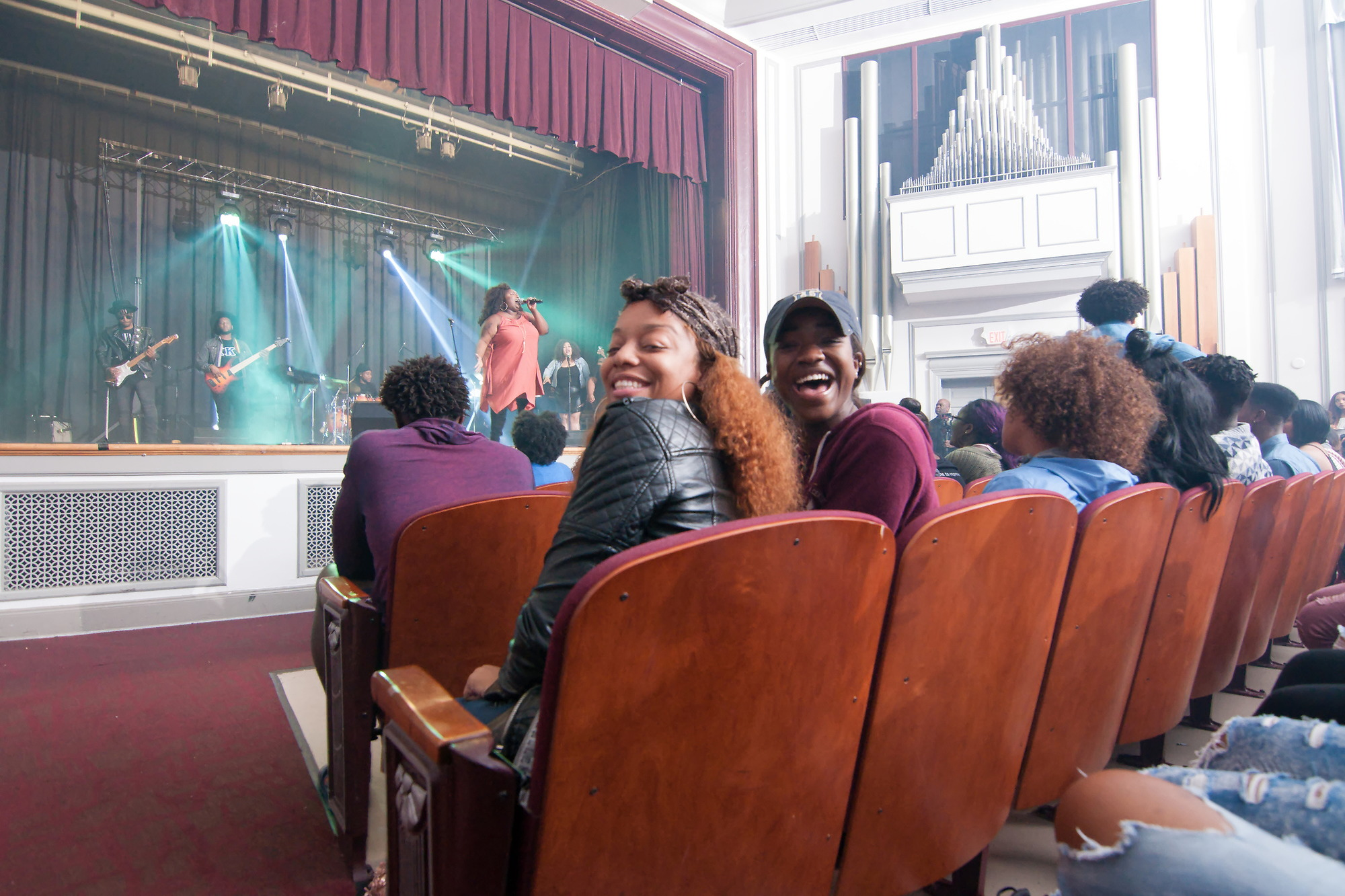 Theatre show for NCCU theatre students