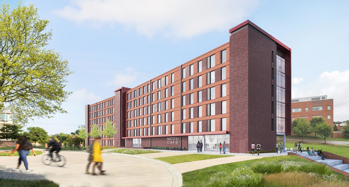 Chidley South Residence Hall (Rendering)