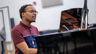 Ella Fitzgerald Fellowship Recipient Voice Student