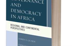 Governance and Democracy in Africa Cover