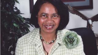 Dr. Beverly Washington Jones