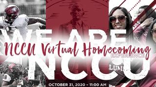 NCCU Virtual Homecoming Experience