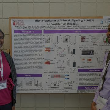 Graduate and Undergraduate Research Symposium